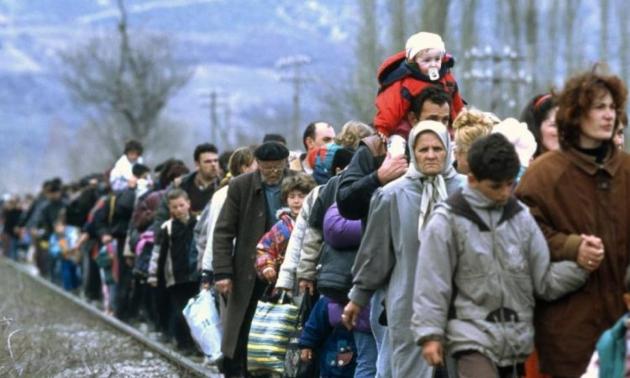 Свыше 2,7 тыс. граждан Украины попросили убежища в Астраханской области