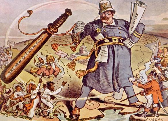 Луи Дальримпль. Мировой жандарм. 1905 год.