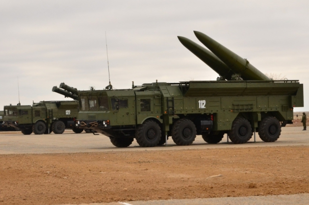 Саудовская Аравия планирует покупать у РФ ракетные комплексы «Искандер»