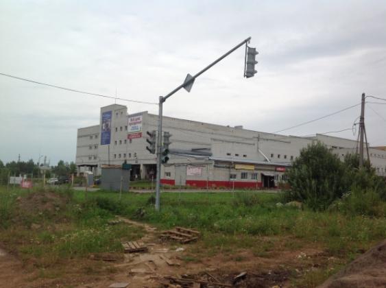 Ярославский ОНФ нашел светофор на пустыре