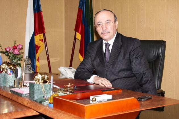 Имам Яралиев — бывший  мэр  Дербента