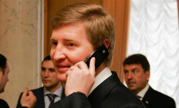 Ренат Ахметов — украинский олигарх.