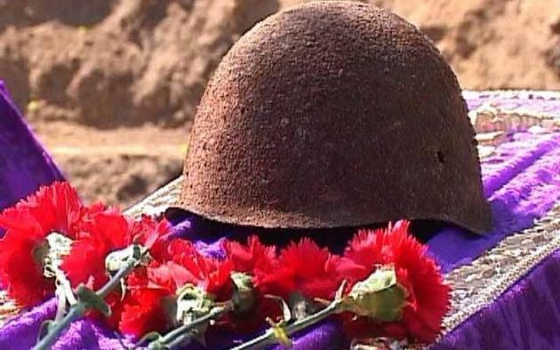 Орловская область: 114 красноармейцев нашли покой через 72 года