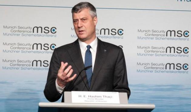 СМИ Косово: трибунал по АОК перечеркнёт президентские амбиции Хашима Тачи