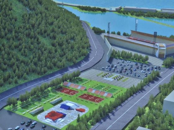 На Камчатке началась масштабная реконструкция главного стадиона