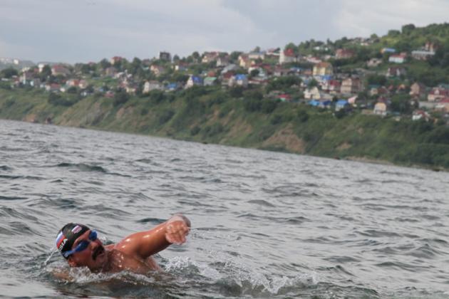 На Камчатке спасатели начали подготовку к международному марафону «моржей»