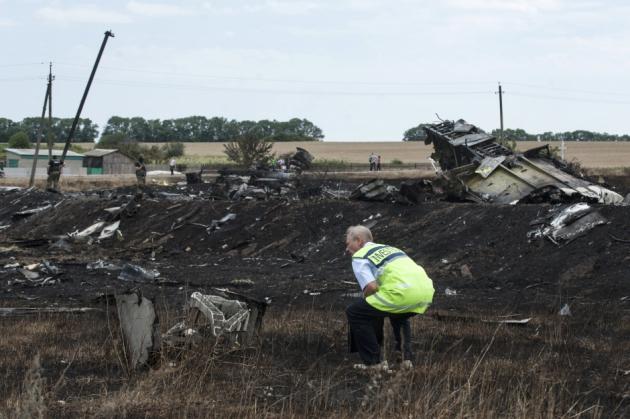 Госдеп США вновь обвинил ополченцев в крушении Boeing 777
