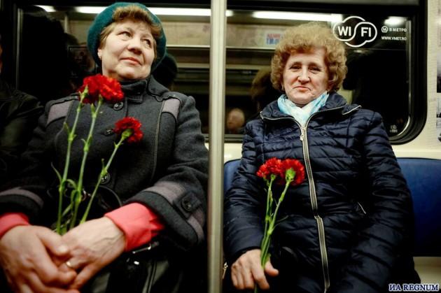Пенсионеры Подмосковья не готовы платить в столичном транспорте