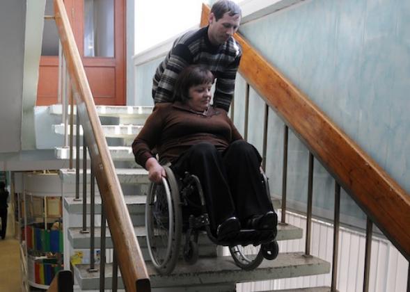 В России инвалиды смогут поменять жилье на приспособленное под их нужды