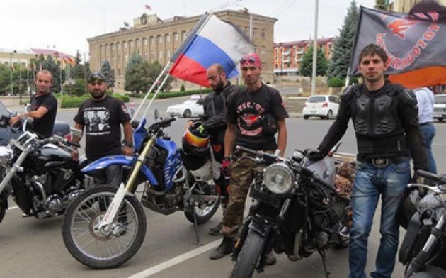 Российские байкеры ознакомились с достопримечательностями Карабаха