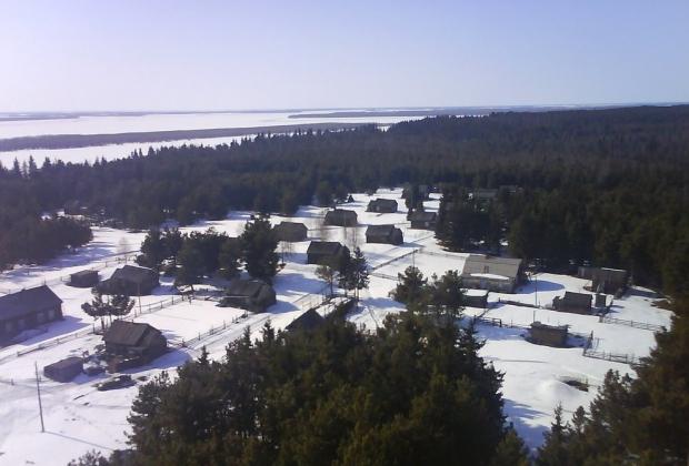 В удалённых территориях Ямала люди живут без наличных