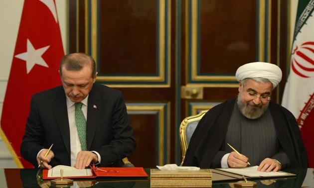 Иран превращается в «старшего брата» Турции