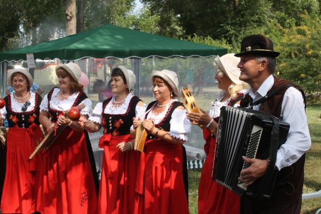 Немцы из Гессена намерены развивать деловые связи с Саратовской областью