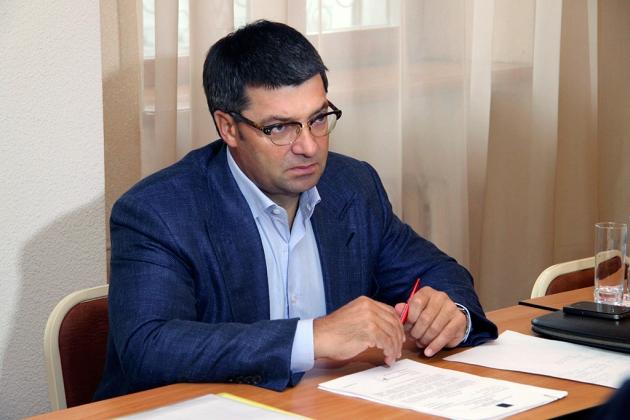 Олег Денисенко.