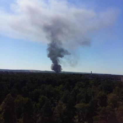 Взрыва в подмосковном Институте физики высоких энергий не было — МЧС
