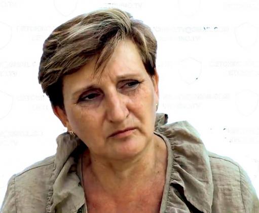 Жительница калужской деревни Авдотьино Рита Фуртуна.