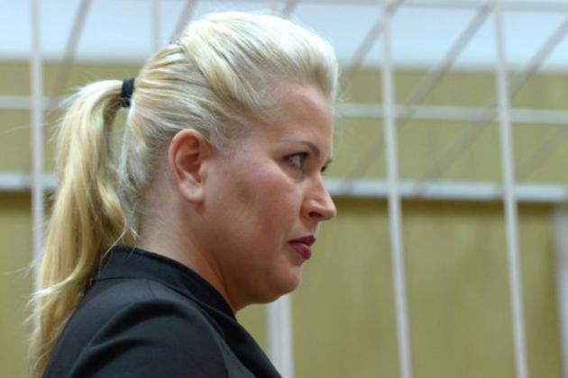Евгения Васильева — , бывший начальник департамента имущественных отношений Министерства обороны России, ныне отбывает наказание.