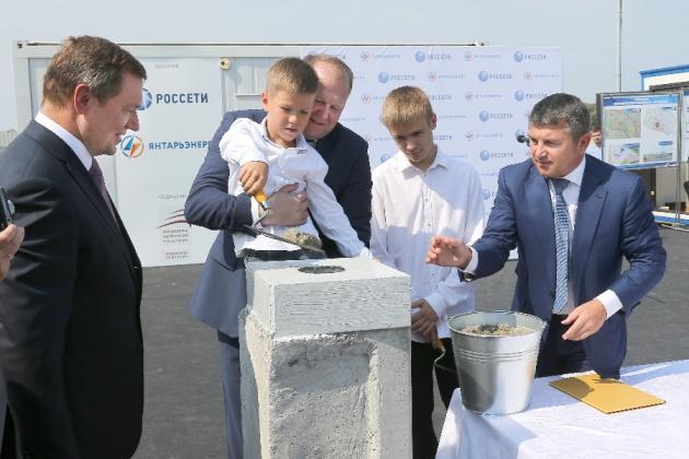 В Калининграде к ЧМ-2018 строят электроподстанцию за 1 млрд рублей