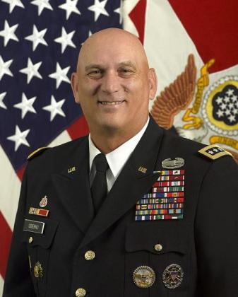 Генерал Рэймонд Одиерно — начальник штаба Сухопутных войск армии США.