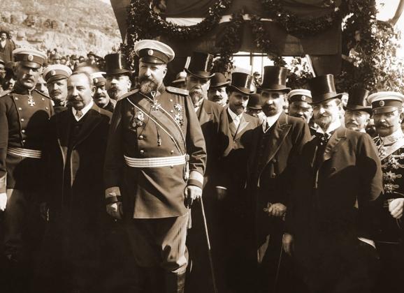 Болгария в начале Первой мировой: манипулят и амнистированные негодяи
