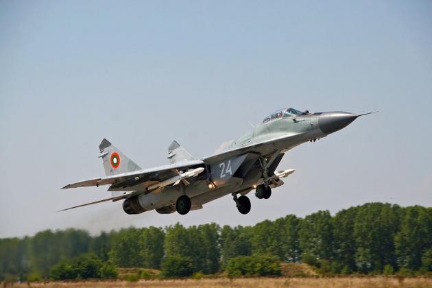 Болгария намерена до конца августа договориться с Польшей о ремонте МиГ-29