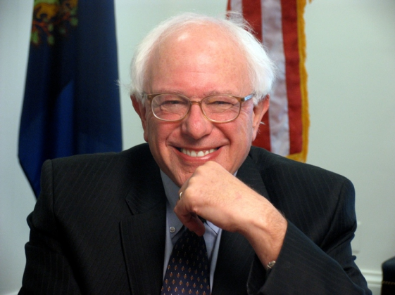 Берни Сандерс обошёл Хиллари Клинтон по популярности в Нью-Гемпшире