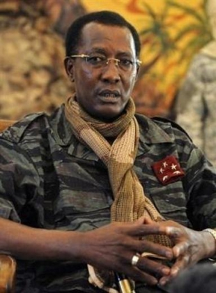 Идрис Деби — президент Чада
