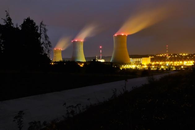 В Бельгии остановился один реактор на АЭС «Тианж»