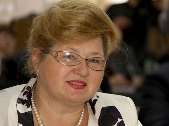 Наталья Лещинская.