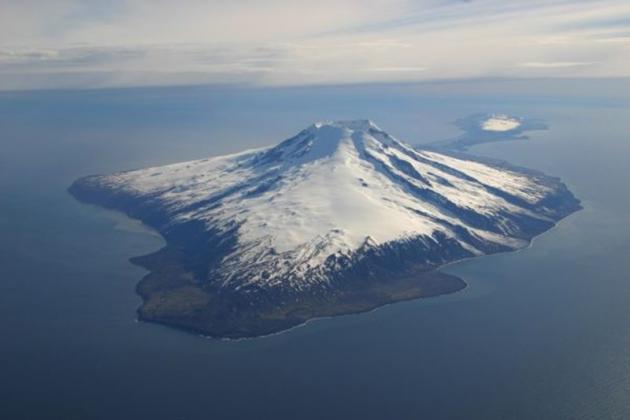 Остров Ян-Майен.