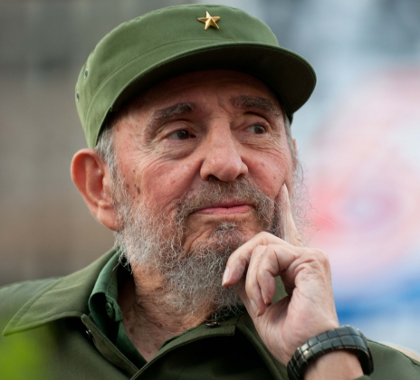 Символ Кубы Фидель Кастро отметил 89-й день рождения