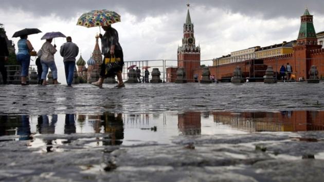 Резкое ухудшение погоды ожидается в Москве и Подмосковье