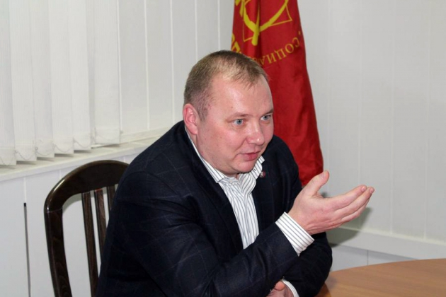 Николай Паршин.
