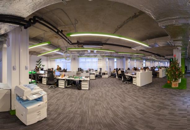 Офис Qiwi.