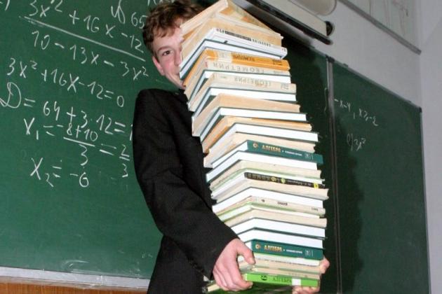 В Оренбурге учебниками обеспечат всех школьников