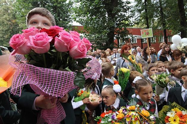 Россельхознадзор: 1 сентября цветов хватит всем