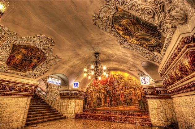 Ростуризм: в Россию может хлынуть поток иностранных туристов