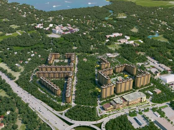 Правительство Подмосковья вписывает в инфраструктуру всё новые объекты