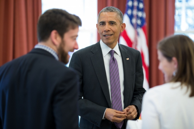 Барак Обама во время отпуска займется чтением