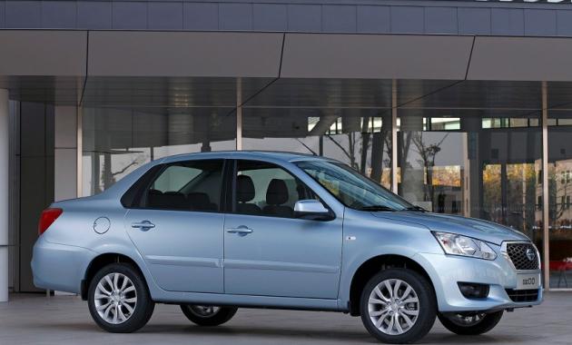 Автомобили Datsun прибавили в цене