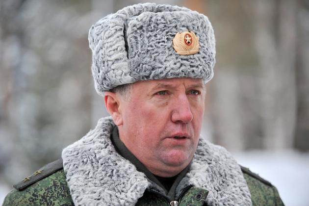Экс-главком Сухопутных войск РФ признан виновным в получении взятки