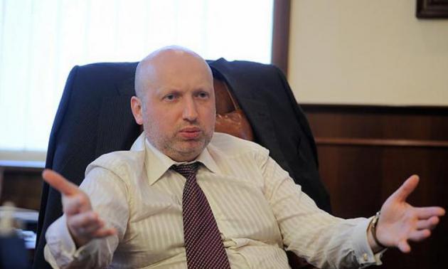Турчинов: Чтобы выпускать технику лучше чем у «ватников», много ума не надо