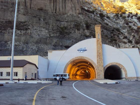 Гимринский тоннель.