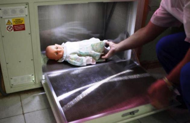 «За 3 года в «бэби-бокс» в Ленобласти не принесли ни одного ребенка»