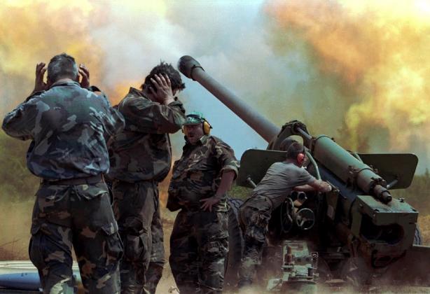 Операция «Буря». Уничтожение республики Сербская Краина.