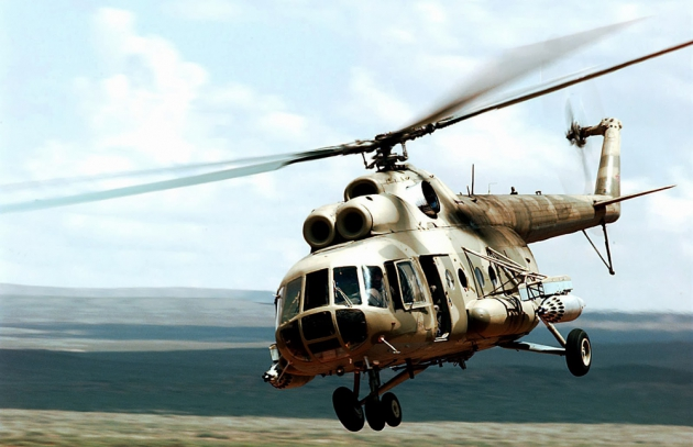 В Хабаровском крае в море упал Ми-8: погибло шесть человек