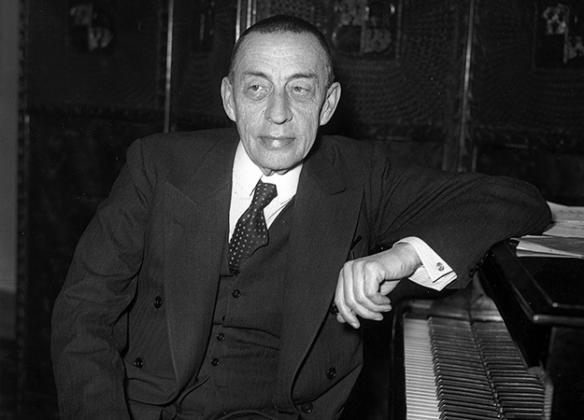Сергей Рахманинов.