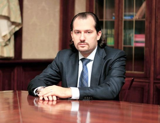 Андрей Кричевский — заместитель главы Российского авторского общества (РАО), гендиректор фирмы «Мелодия».