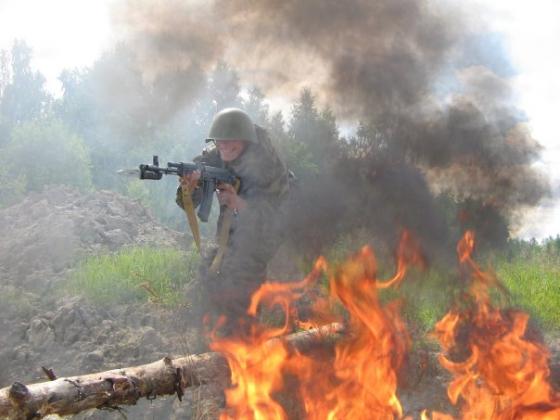 Фото предоставлено Межрегиональной молодежной общественной военно-патриотической организацией «Красная Звезда»