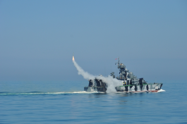 Фото ЧФ ВМФ России.